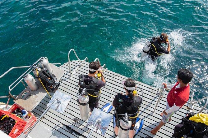 Wassersport-Bootsfahrt von Phuket mit optionalem Tauchen