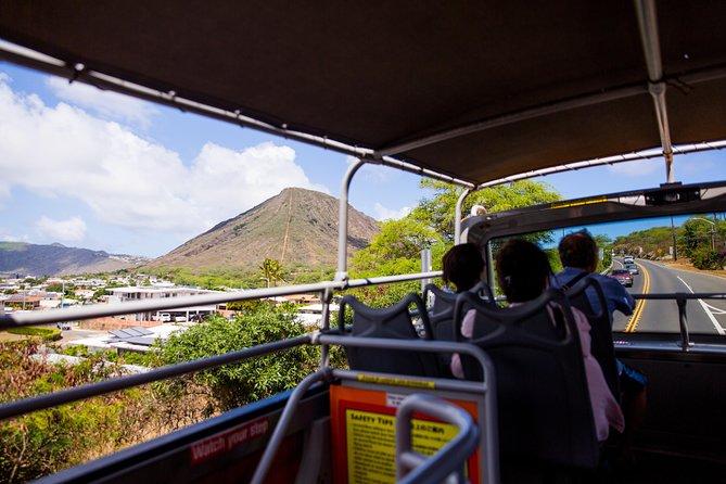 Tour Hop-On Hop-Off di Honolulu