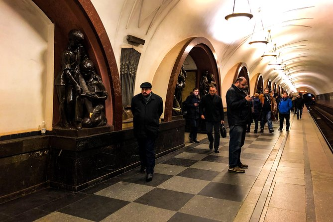 Tour of Moscow Historical Center