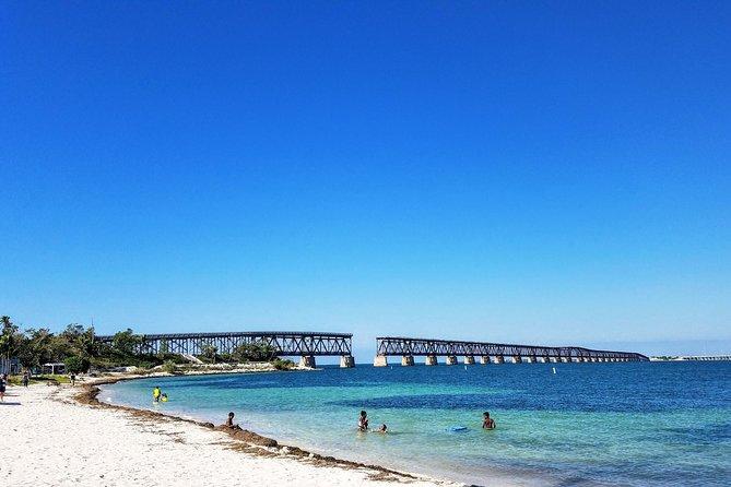 Seven Mile Bridge, Beach, and Key Deer Tour