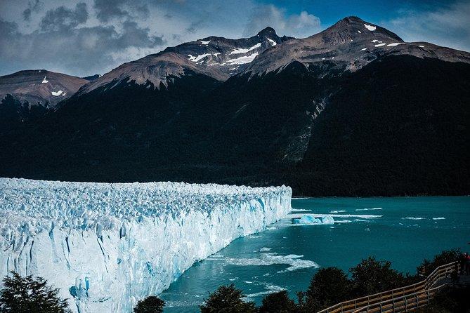 Ganztägige Tour zum Perito Moreno-Gletscher einschließlich Bootssafari