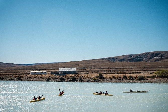 Kayak Tour in La Leona River from El Calafate