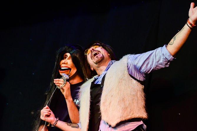 The Outta Control Magic Comedy Dinner Show, Orlando