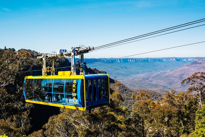 2-Day Combo: Sydney City Tour, Sydney Harbour Lunch Cruise and Blue Mountains Day Trip