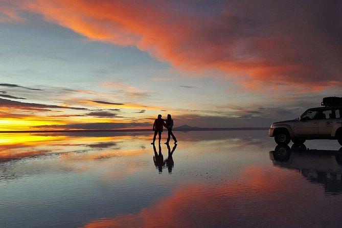 Tour de las estrellas y amanecer en el Salar de Uyuni - Tour privado
