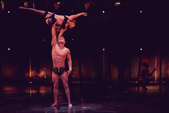 Zumanity at New York-New York   Permanently Closed
