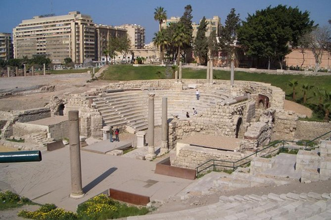 Tour to Alexandria Top Attractions