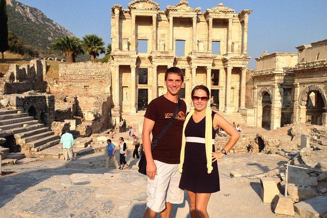 Ephesus: Skip-the-Line back gate Reverse Tour