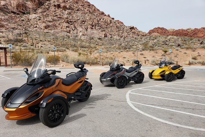 Red Rock Spyder Tour photo 2