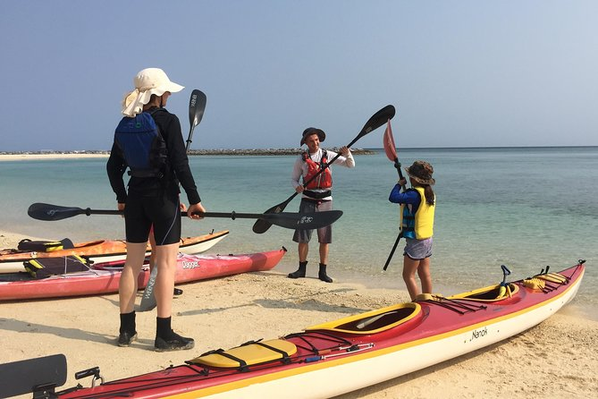 Kayak SUP Snorkel Lunch - All-day beach based experience