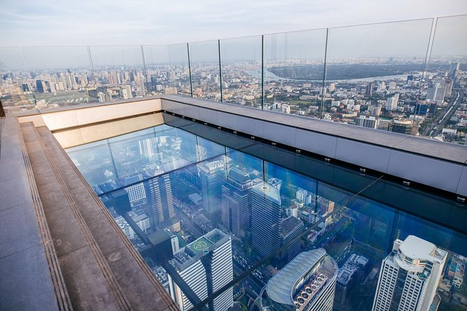 Bangkok : Mahanakhon SkyWalk Admission Ticket photo 9