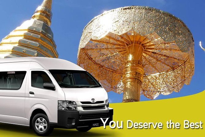 Chiang Mai Shared Arrival or Departure Transfer