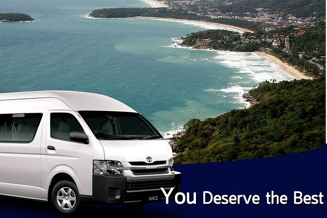 Phuket Airport Private Car Arrival Transfer