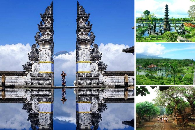 Bali Day-Tour: Gate of Heaven and East Bali Full Day Trip