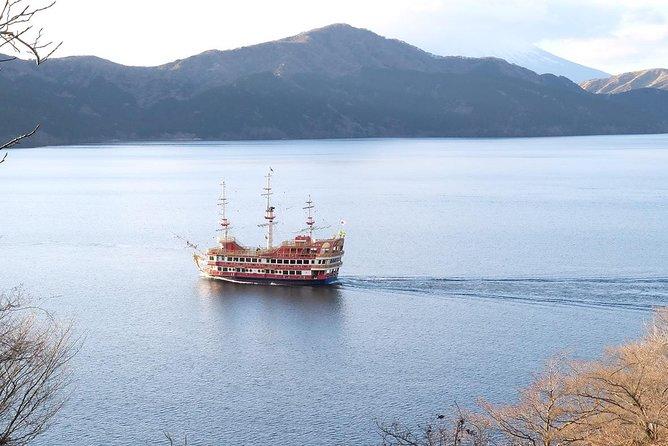 Tokyo Best Tour Owakudani, Pirate Ship, and Hakone Onsen
