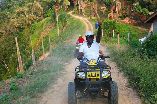 Roatan 4x4 ATV Local Villages Exploration Adventure