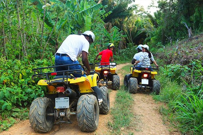 Roatan Jungle & Beach ATV Adventure
