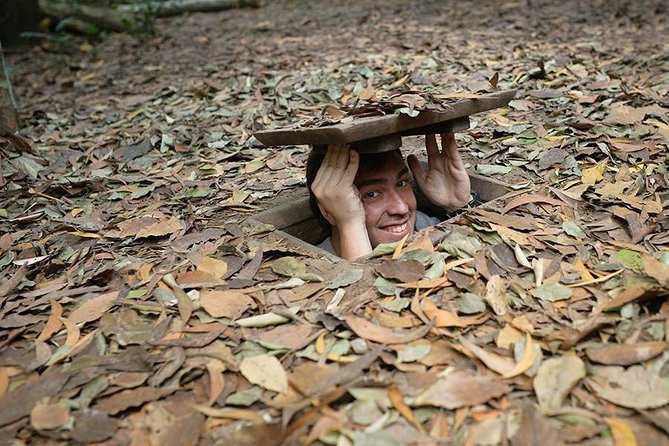 Cu Chi Tunnels - Ho Chi Minh City Luxury Group Tour 1 Day