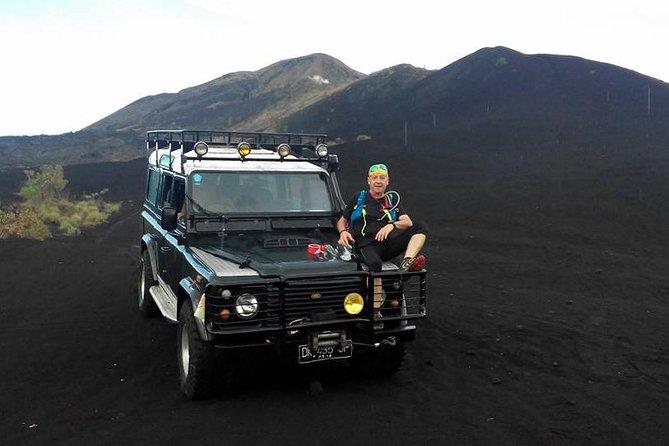 Amazing 4 WD Jeep Tour Explore Batur Vulcano