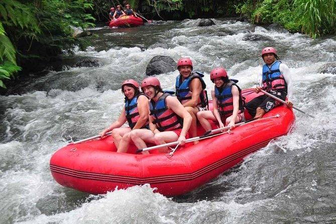 Bali Rafting Combine With Bali ATV Ride Tour