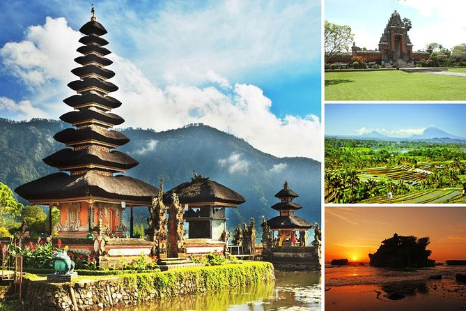 Bali Day-Tour: Jatiluwih and Tanah Lot Sunset Trip
