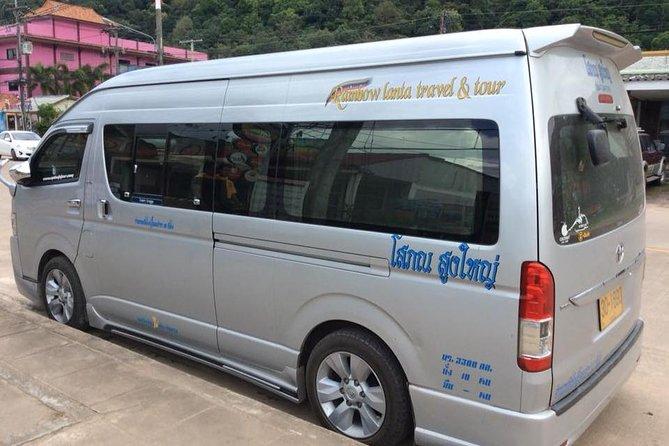 Pravate Transfer Lanta Island to Krabi Airport, Krabi Town, Ao nang