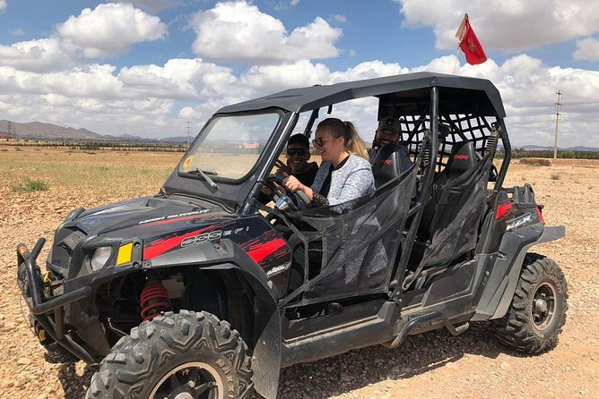 Marrakech Quad & Buggy Expedition