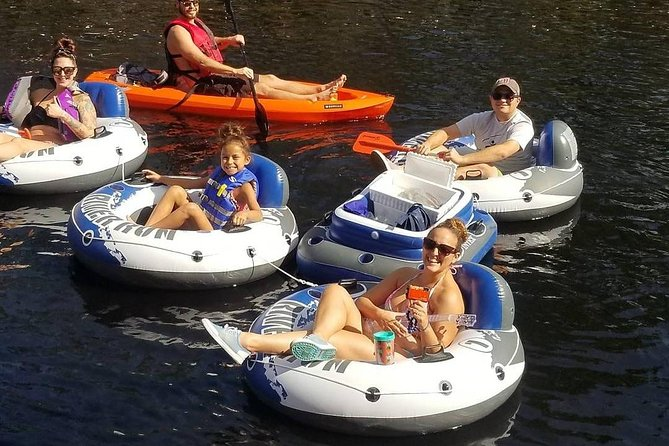River Island Adventures Tubing, Kayaking and Paddle Boarding Day Pass