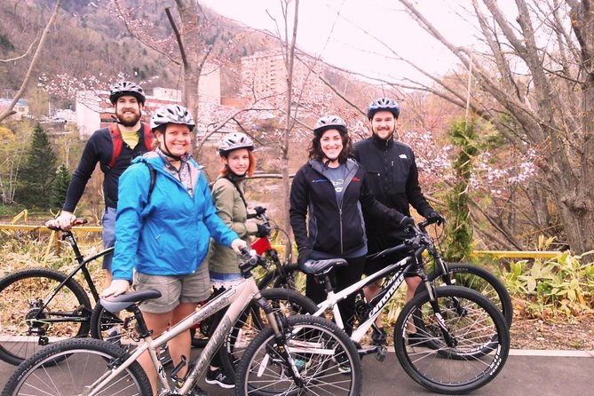 CLONE OF Mountain Bike Tour from Sapporo Including Hoheikyo Onsen and Lunch