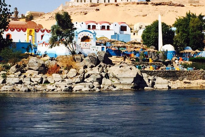 Private Trip to the Nubian Village by Motorboat in Aswan
