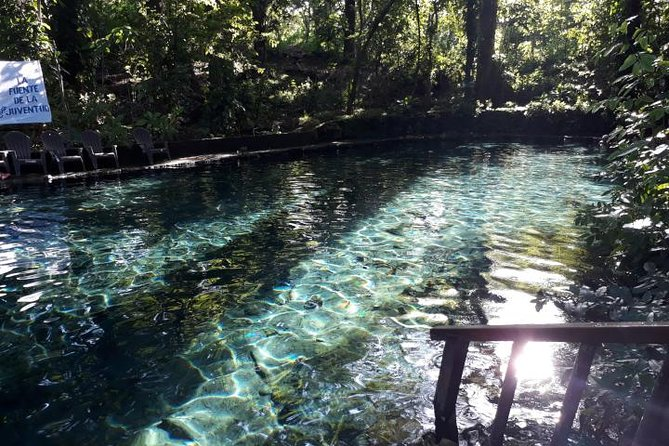 Ojo de Agua Water Spring