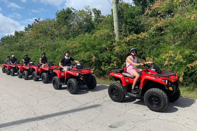 Circle The Island on ATV or Buggy (Lunch, cocktails, Free Rum Cake & Bahama Rum)
