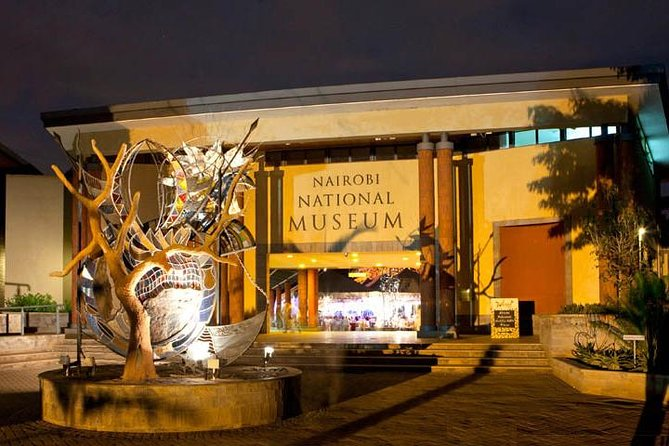 Half Day Tours To Nairobi National Museum and Snake Park
