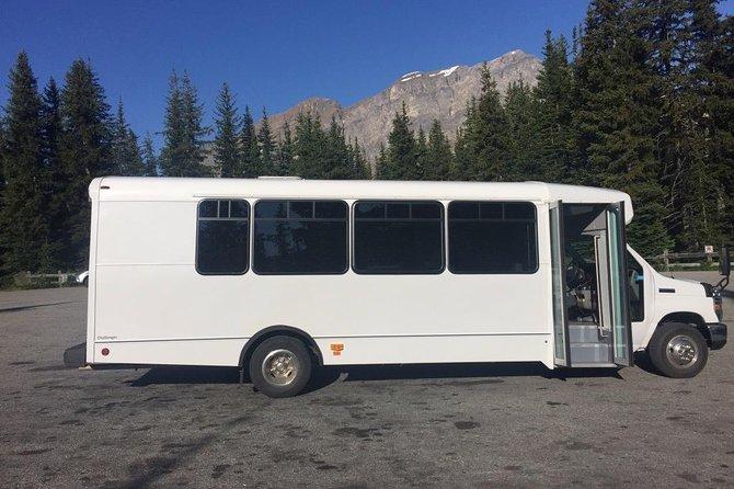 Calgary to Banff Group Transportation