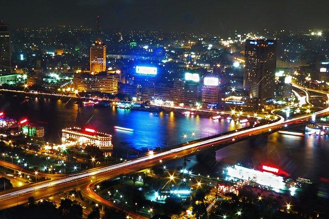 Egypt tour: Cairo By Night Tour
