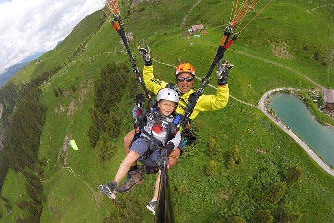 Long fly in Zermatt 35 min