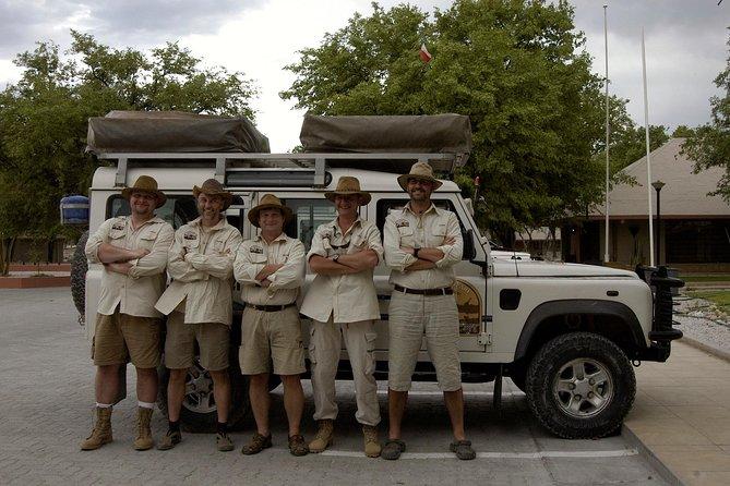 Botswana self drive guided Safari