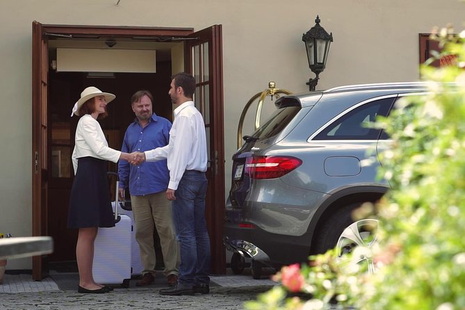 Rome Private Transfer from Sorrento with 2 sightseeing stops