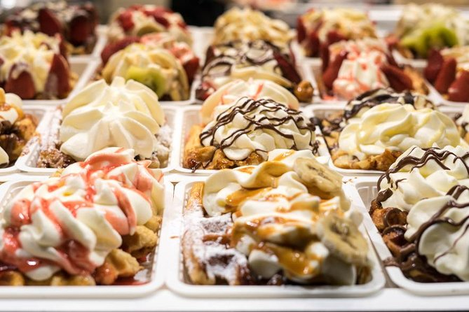 Brussels, So Delicious, sweet and spicy - Small Group Tour