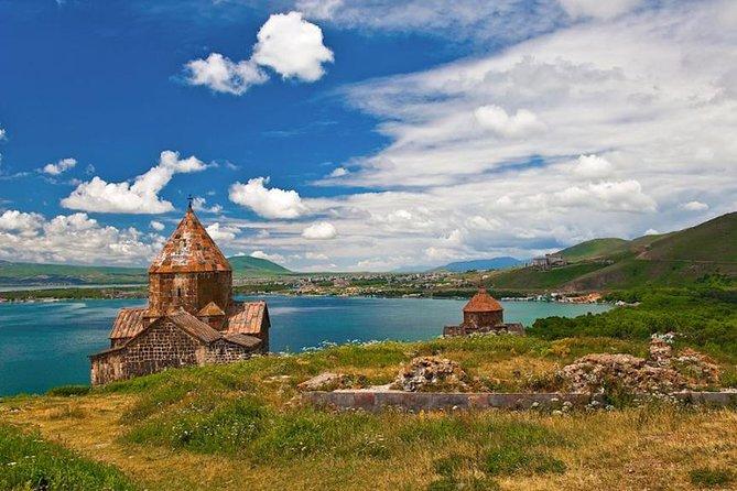 One Day Tour to Kecharis Monastery-Tsaghkadzor Ropeway-Sevanavank Monastery