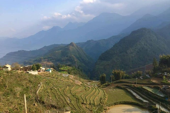 Sapa Trekking Tour with Local full Package by Bus 3N2D photo 8