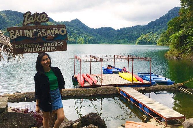 Twin Lakes Balinsasayao nature adventure