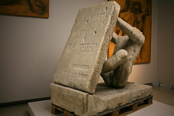 Private tour of the Museo del Novecento in Milan