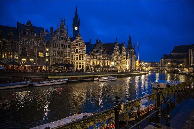 Discovery of Ghent from Brussels - Small Exclusive Group Tour photo 8