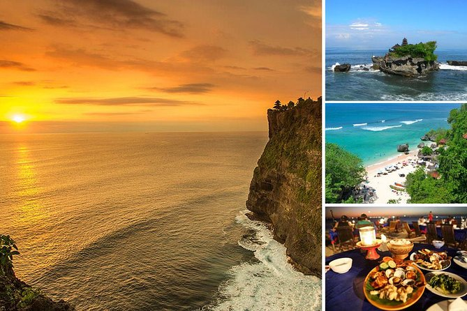 Bali Day-Tour: Tanah Lot and Uluwatu Temple Trip