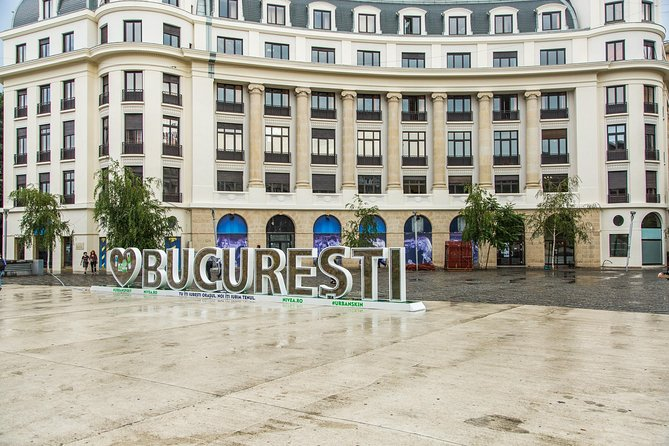 Private transfer from Bucharest Otopeni Airport to Bucharest