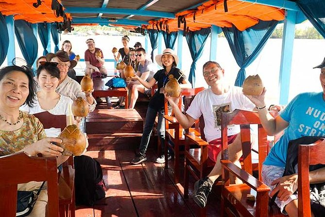 Mekong Delta My Tho and Ben Tre Luxury Group Tour 1 Day From Ho Chi Minh City