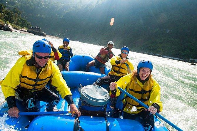 Trisuli Day Rafting