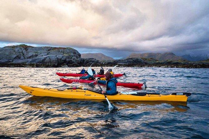 Full Day Kayak-Explorer nordico