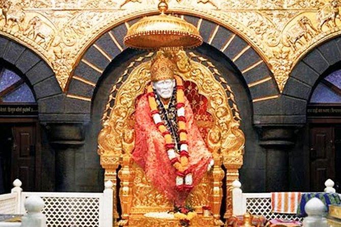 Shirdi, Shani Shinganapur and Nasik Trimbakeshwar tour from Pune/Mumbai